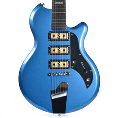 Supro 2030BM Hampton Ocean Blue Metallic Floor Model