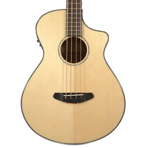Breedlove Pursuit Series Acoustic-Electric Bass Natural