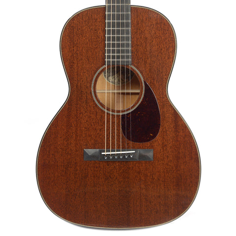 Collings 001 Mahogany Walnut Stain w/Rope Purfling (Serial #26431)