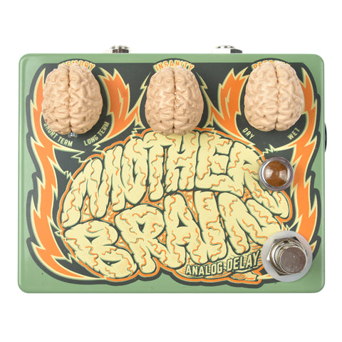 Dr. No Effects Mother Brain Analog Delay