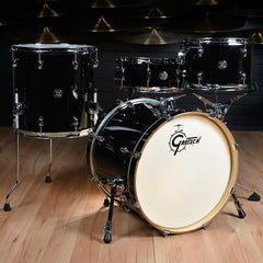 Gretsch Catalina Club 12/14/18/5x14 4pc Drum Kit Piano Black