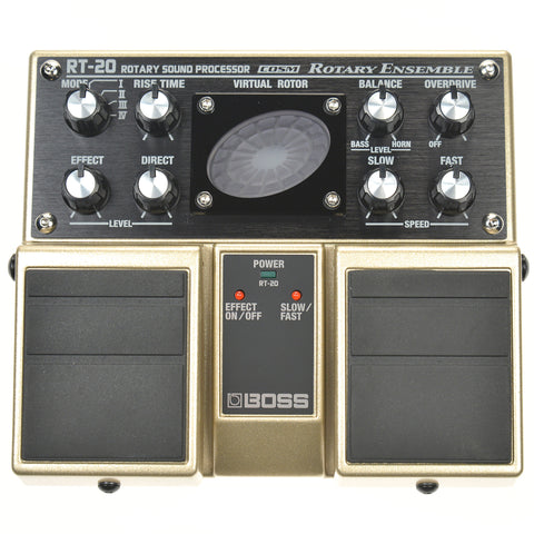 Boss RT-20 Rotary Ensemble Sound Processor