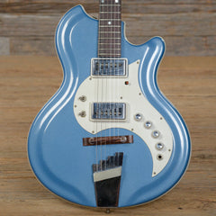 Supro Tremo-lectric Blue 1965 (s195)