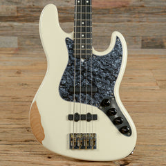 Warrior Bella '62 Bass White USED (s24)