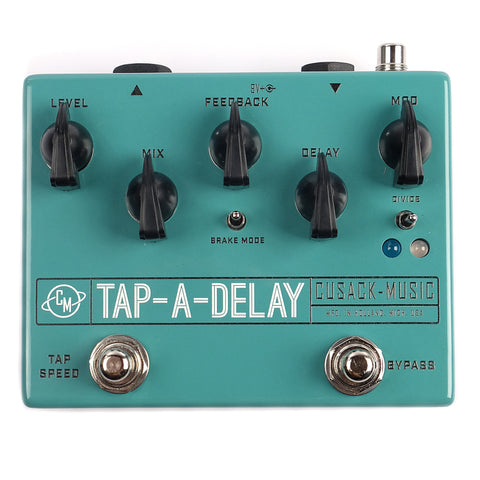 Cusack Music Tap A Delay Analog Delay w/ Tap Tempo