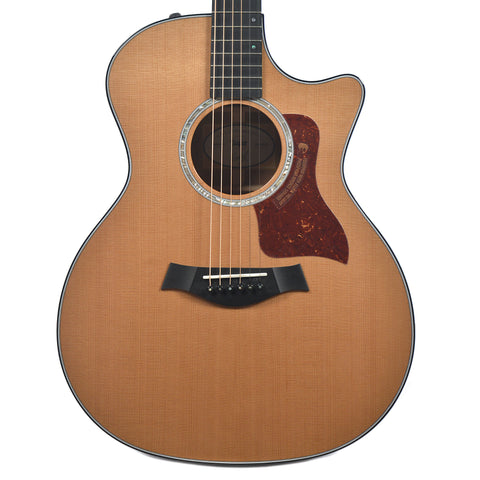 Taylor Custom 400 Series Grand Auditorium Cedar Blackwood w/Hardshell Case (Serial #1110176110)