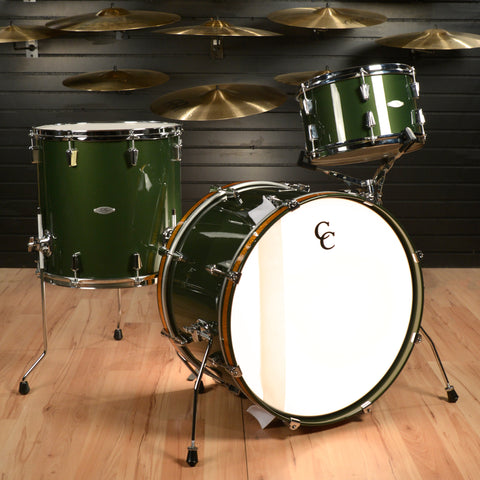 C&C Player Date 1 13/16/22 Big Beat 3pc Kit Cadillac Green
