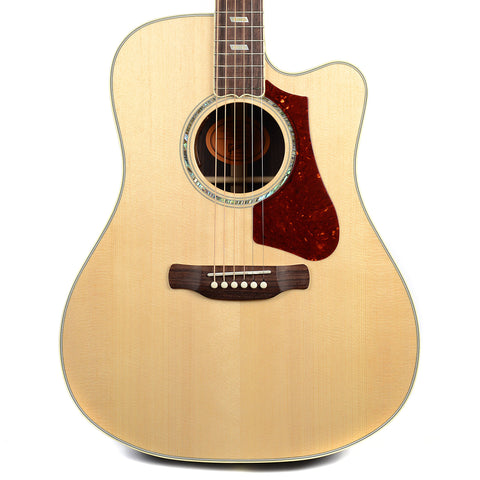 Gibson Montana HP 835 Supreme Cutaway Square Shoulder Dreadnought Sitka Spruce/Rosewood w/LR Baggs Element Session Floor Model