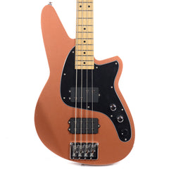 Reverend Mercalli 4 Bass Metallic Copper Fire