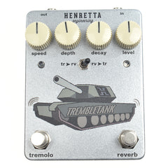Henretta Engineering Tremble Tank Tremolo and Reverb