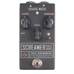 Cusack Music Screamer Bass Fuzz