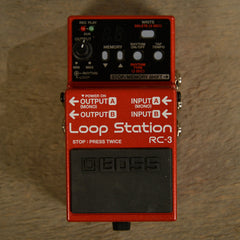 Boss RC-3 Loop Station USED