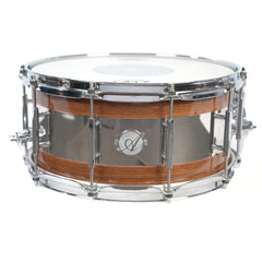"Acoutin Custom 6.5"" x 14"" Grey Ironbark Snare Drum"