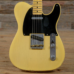 "Fender CS '51 ""Nocaster"" Relic Blonde 2007 (S174)"
