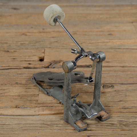 WFL Speed King Single Bass Drum Pedal 1950s USED