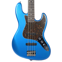 Marco Bass Guitars MIJ JB4 Metallic Blue