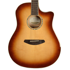 Breedlove Studio Dreadnought Sitka Spruce/Figured Maple Cutaway Acoustic-Electric w/Gig Bag