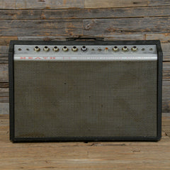 "Heathk TA-16 Solid State 2x12"" Combo Amp 1970s"
