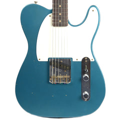 Fender CS 1959 Esquire Journeyman Relic RW Faded Ocean Turquoise Metallic (Serial #R87973)