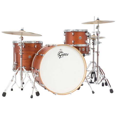 Gretsch Catalina Club 12/16/22/6.5x14 Limited Edition 4pc Kit Gold Foil