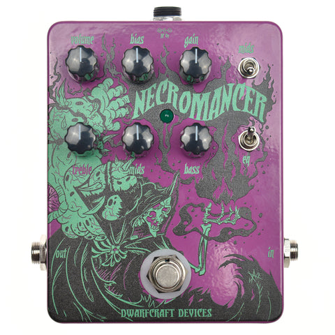 Dwarfcraft Devices Necromancer Fuzz