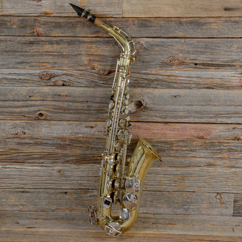 Selmer Bundy II Alto Saxophone w/ Case USED