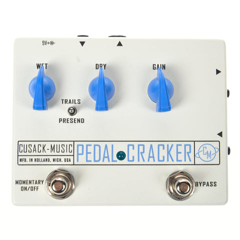 Cusack Music Pedal Cracker Vocal Effect Converter