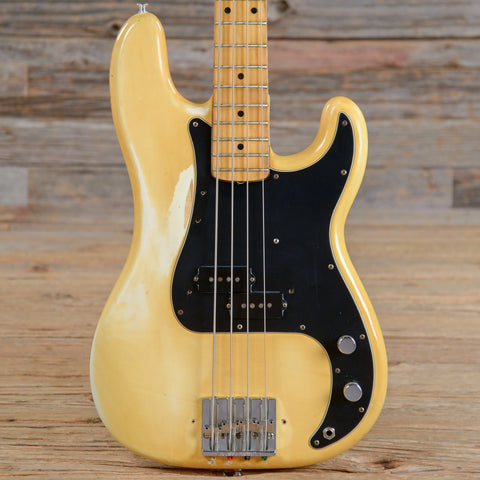 Fender Precision Bass Olympic White 1975 (s757)