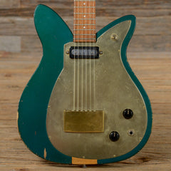 Rickenbacker Combo 400 Cloverfield Green 1956 (s165)