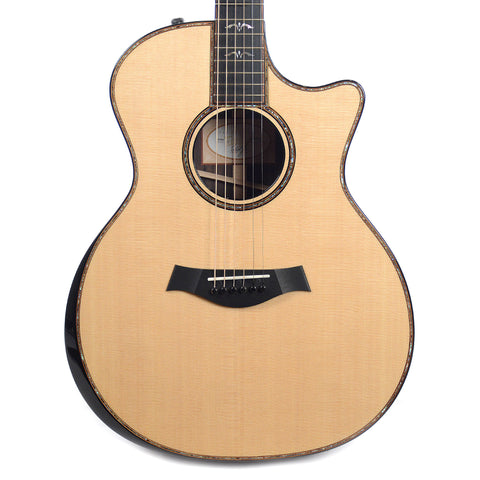 Taylor 914ce Grand Auditorium Sitka Spruce/Indian Rosewood Acoustic
