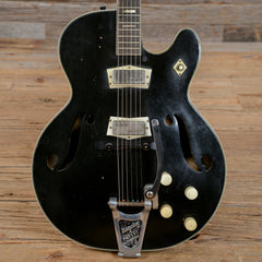 Silvertone Model 1446 Chris Isaak Black 1961