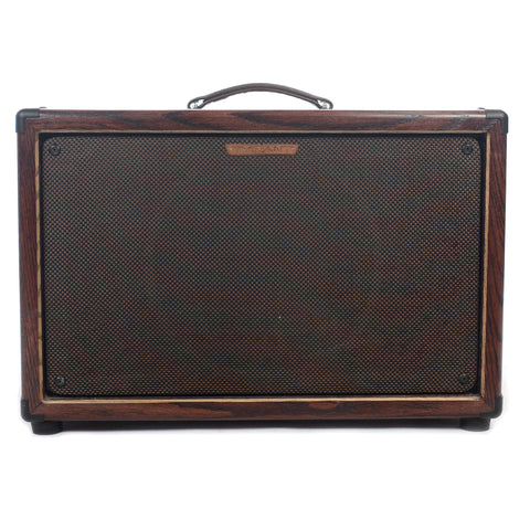Tyrant Tone 1x12 Guitar Cab Mahogany w/Chocolate Grille