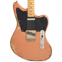 RebelRelic Rebel Master T Copper Metallic MN w/Rebel Vintage T-55 Pickups & CME Premium Gig Bag (Serial-62041)