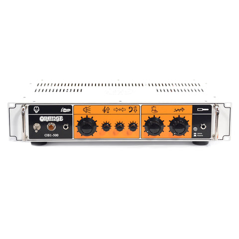 Orange OB1-500 Single Channel Solid State Head 500 Watt