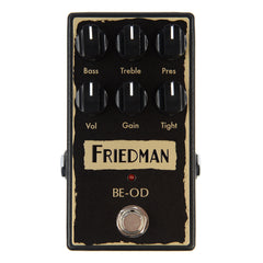 Friedman BE Overdrive Pedal