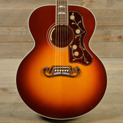 Gibson Montana SJ-200 Autumn Burst Sitka Spruce/Flame Maple Limited Edition USED (s062)
