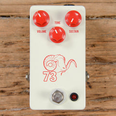 JHS '73 Ram's Head Fuzz White/Red CME Exclusive Limited Edition USED