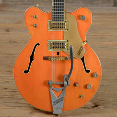 Gretsch 6120 Chet Atkins Hollowbody Orange 1964 (s173)