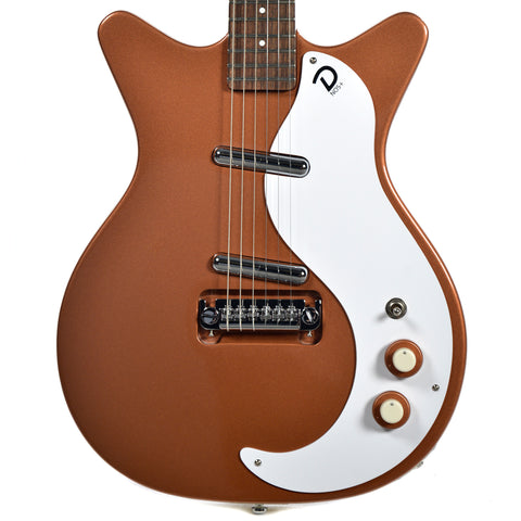 Danelectro '59M NOS Plus Double Cutaway Copper