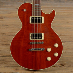 Collings City Limits Deluxe Mahogany Top 1959 Faded Crimson w/Lollar Imperials USED (s947)