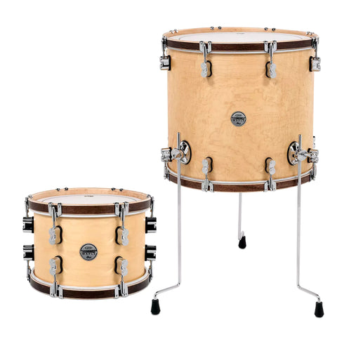 Pacific PDP 13/16 Concept Maple Classic Tom Pack Natural w/Tobacco Hoops
