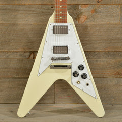 Gibson USA Flying V 2015 Classic White USED (s817)