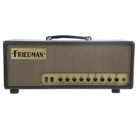 Friedman Runt 50 2 Channel 50W EL34 Head