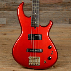 Aria Pro II RSB Deluxe Bass Metallic Red 1980s (s292)