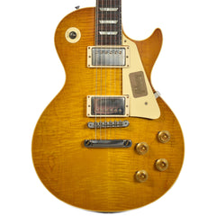 Gibson Custom Shop Les Paul Standard Figured Top Brown Lemon Vintage Gloss (Serial #971090)