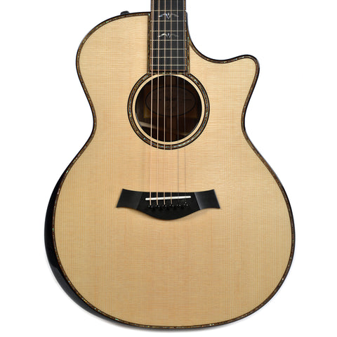 Taylor 914ce Limited Edition Grand Auditorium Sitka Spruce/Blackheart Sassafras