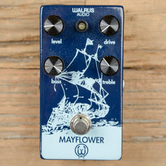 Walrus Audio Mayflower Overdrive v2 USED
