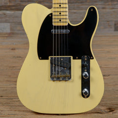 Fender Custom Shop 20th Anniversary Nocaster Blonde Masterbuilt by Dennis Galuszka 2015 (s831)