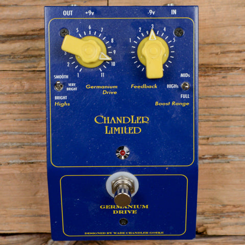 Chandler Limited Germanium Drive USED