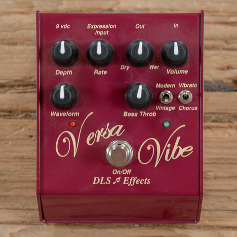 DLS Effects Versa Vibe Univibe Effect USED